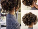 Formal Hairstyles Bridesmaids Pin Von Larissa Dell Auf Haar Ideen