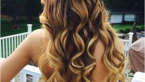 Formal Hairstyles Long Curls 21 Gorgeous Home Ing Hairstyles for All Hair Lengths