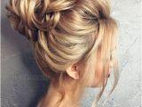 Formal Hairstyles Messy Bun 50 Chic Messy Bun Hairstyles Make Up & Hair Pinterest