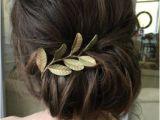 Formal Hairstyles Messy Bun Ambada Hairstyle In English Updos Short Hair Pinterest