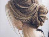 Formal Hairstyles Messy Updo Elegant Updo Wedding Hairstyle Inspiration