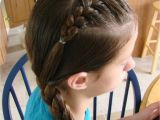 French Braid Hairstyles for Kids 20 Hairstyles for Kids with Magment