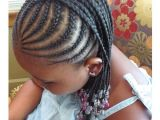 French Braid Hairstyles for Kids Black Kids Braids Hairstyles Pictures