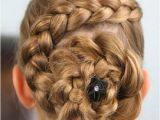 French Braid Hairstyles for Little Girls Cute French Braid Hairstyles for Little Girls for Birthday