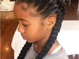 French Braid Hairstyles for Little Girls Cutest Little Black Girls Hairstyles for 2017