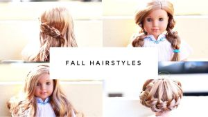 Fun and Easy American Girl Doll Hairstyles Simple Fun Easy American Girl Doll Hairstyles 2