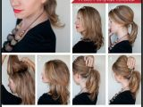 Fun Easy Hairstyles for Medium Length Hair Great and Easy Diy Hairstyles for Medium Length Hair