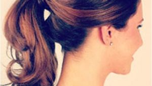 Fun Easy Ponytail Hairstyles Fun Easy Hairstyles for School
