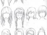 Girl Hairstyles Manga Pin by Gaby On Cute Drawing Ideas