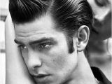 Greaser Hairstyles for Men 15 Rockabilly Hairstyles for Men