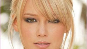 Gym Hairstyles for Fine Hair Choppy Side Swept Bangs 50 Best Hairstyles for Thin Hair