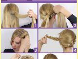 Gym Hairstyles for Thick Hair How to Do An Easy Milkmaid Braid with Hair Guru Sasha