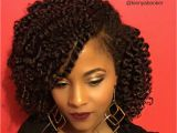Gym Hairstyles Natural Hair She Used Flat Twists to Create Fabulous Summer Curls Short