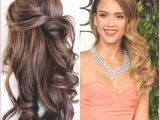 Hair Down Curled Hairstyles 9 List Curled Braided Hairstyles