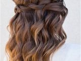 Hair Down Hairstyles for Homecoming 100 Gorgeous Half Up Half Down Hairstyles Ideas