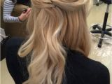 Hair Down Hairstyles for Homecoming Everyone S Favorite Half Up Half Down Hairstyles 0271