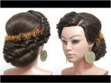 Haircut for Long Hair Youtube Bridal Hairstyle for Long Hair Tutorial Wedding Updo Step by Step