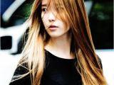 Haircut Korean Bangs Iu Hair Very Long with Bangs Korean Hairstyle Стрижка