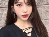 Haircut Korean Bangs Korean Hairstyles for Girl Beautiful S Hairstyles New Police Haircut