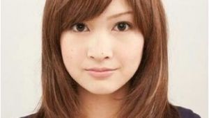 Haircut Styles for Round Faces asian Round Face Medium Long asian Hairstyle