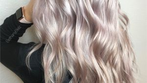 Haircuts Roseville Platinum Highlights with A Lilac Glaze and Long Layers by Bethany