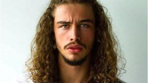 Hairstyle for Curly Long Hair Male 50 Stately Long Hairstyles for Men to Sport with Dignity