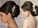 Hairstyle In Wedding Party Indian Wedding Bun Hairstyles Hairstyles