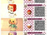 Hairstyles Acnl Animal Crossing New Leaf Hair Qr Codes Google Search