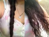 Hairstyles after Shower Just Twist after Shower Heatless Curls