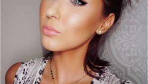 Hairstyles and Makeup Guys Like Daytime Glam Look is Up On My Channel Hope You Guys Like the