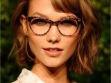 Hairstyles Bangs and Glasses Best Wavy Short Hair Hairstyles with Side Bangs for Women with