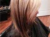 Hairstyles Blonde top Brown Underneath Blonde Highlights and Lowlights with Dark Underneath