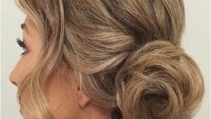 Hairstyles Buns to the Side In 2018 Updo Side Bun Hairstyles is Always On top and Be In Demand