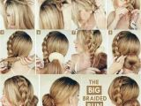 Hairstyles Buns Tutorials Best Cute Easy Bun Hairstyles – Adriculous
