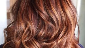 Hairstyles Copper Highlights 40 Fresh Trendy Ideas for Copper Hair Color Hair