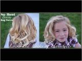 Hairstyles Curls without Heat Rag Curls Beachy Waves and Curls with Fabric Strips and No Heat