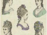 Hairstyles During Elizabethan Era Gothic Horror Victorian Era Hair and Headdress