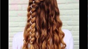 Hairstyles Easy to Do at Home for Long Hair 14 Inspirational Easy Hairstyle for Long Hair at Home