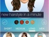 Hairstyles Facebook App Haar Umstellen New Hairstyle and Haircut In A Minute Im App Store