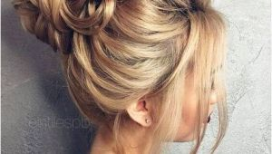 Hairstyles Fancy Buns 50 Chic Messy Bun Hairstyles Make Up & Hair Pinterest