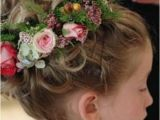 Hairstyles for Children for Weddings Wedding Hair Styles for Kids