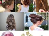 Hairstyles for Children for Weddings Wedding Hairstyles for Children