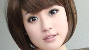 Hairstyles for Chinese Hair Hairstyle for Round Chubby asian Face Hair Pic
