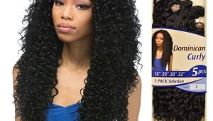 Hairstyles for Curly Dominican Hair Black Hairstyles with Curly Weave Outre Synthetic Hair Weave Batik