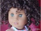 Hairstyles for Curly Hair Ag Dolls 298 Best American Girl Doll Hair Images