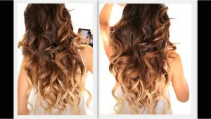 Hairstyles for Curly Hair and Chubby Face ☆ Big Fat Voluminous Curls Hairstyle How to soft Curl