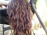 Hairstyles for Curly Hair and Straight Straight ish Wavy Long Hair with tons Of Layers