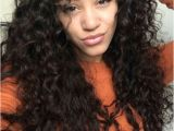 Hairstyles for Curly Hair when Wet Curly 360 Frontal 360 Frontal Sew In Curly In 2018