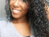 Hairstyles for Curly Relaxed Hair 20 Best Long Black Wavy Hairstyles