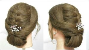 Hairstyles for Everyday Youtube Easy Everyday Hairstyle Simple Party Updo for Long Hair Tutorial